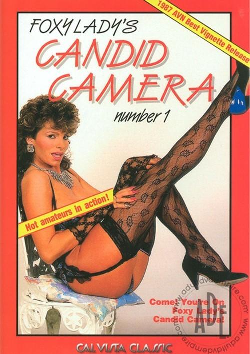 Foxy Lady's Candid Camera #1
