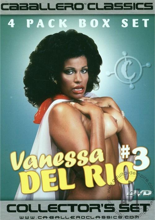 Vanessa Del Rio #3 (4 Pack)