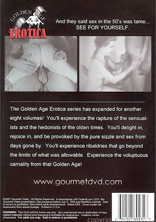 Golden Age Erotica Vol. 12