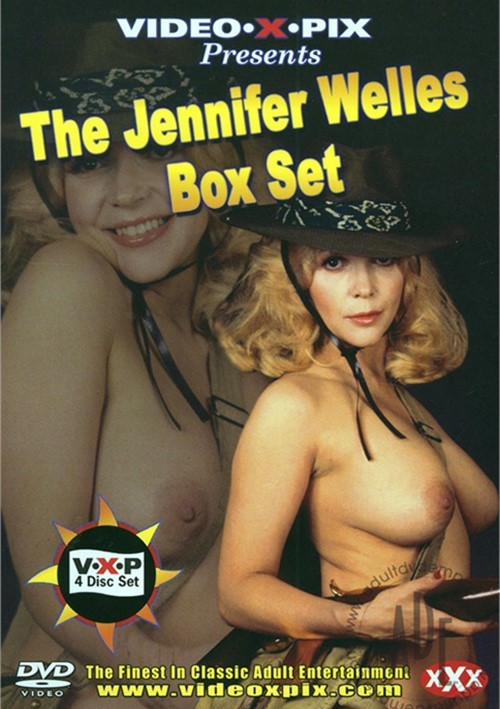 Jennifer Welles Box Set, The