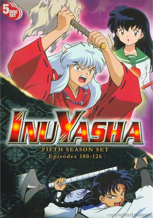 Inuyasha movie 5 final confontation