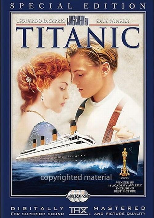 titanic swesub