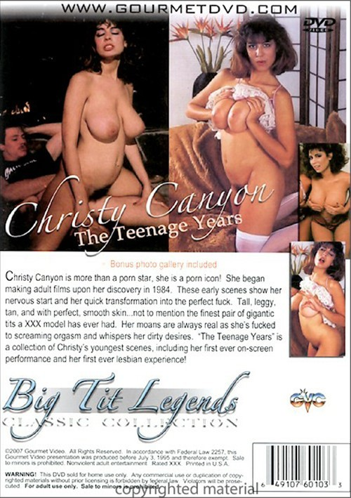 Teenage Years, The: Christy Canyon