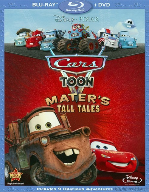 [MULTI] Cars Toon: Mater's Tall Tales [Blu-Ray 720p]