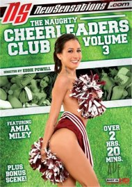 Naughty Cheerleaders Club 3