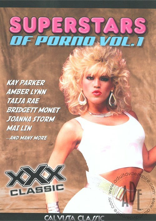Superstars of Porno Vol. 1