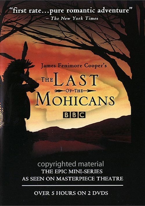Последний из могикан / The Last of the Mohicans (Великобритания, 1971, 8 серий) 1273916h