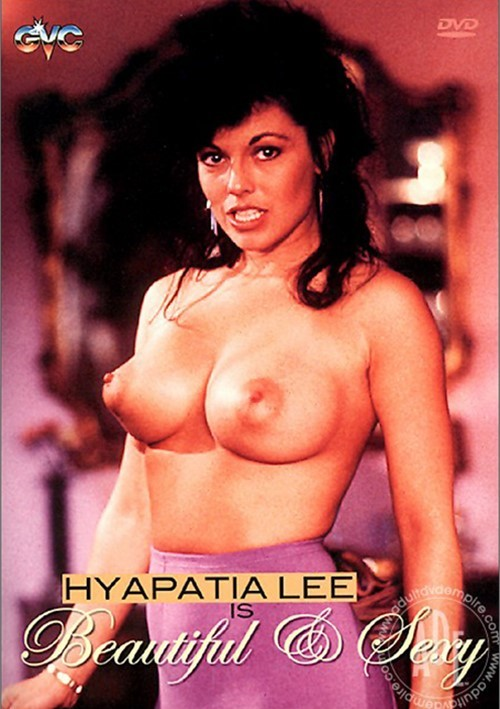 Hyapatia Lee is Beautiful & Sexy