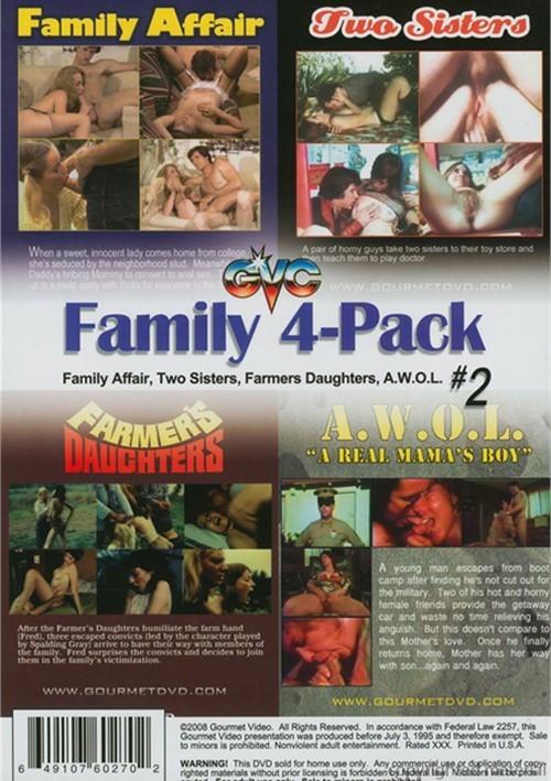 Family #2 (4 Pack)