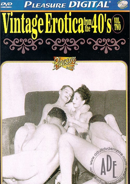 Vintage Erotica From The 40's #2