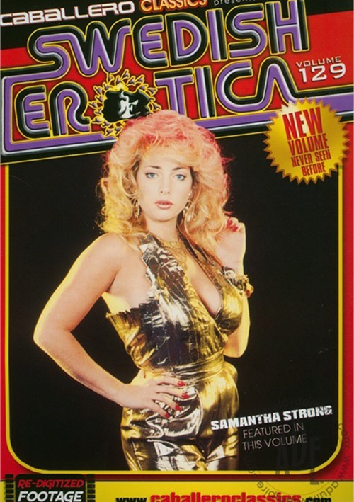 Swedish Erotica Vol. 129