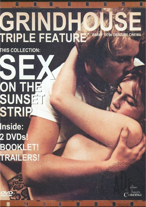 Sex On The Sunset Strip: Grindhouse Triple Feature