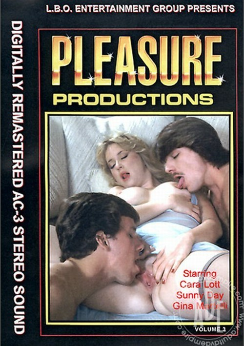 Pleasure Productions Vol. 3