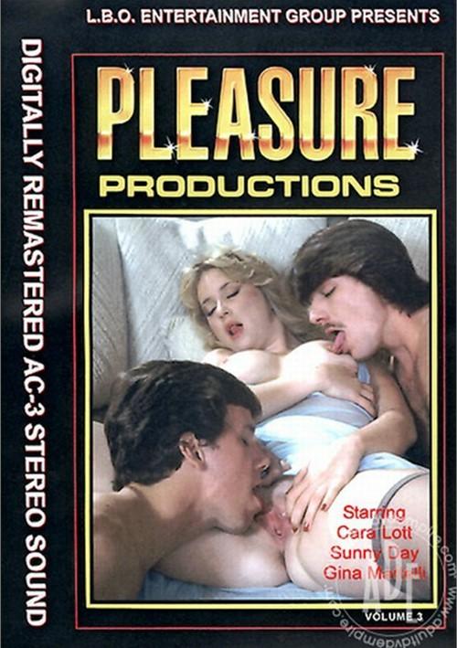 Pleasure Productions Vol. 3