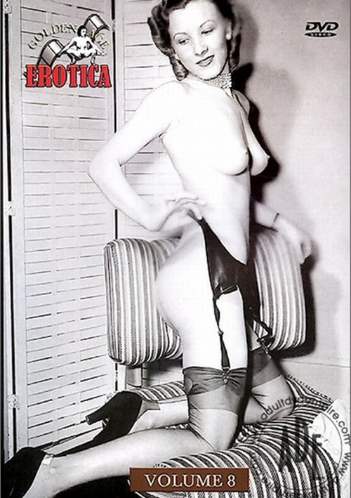 Golden Age Erotica Vol. 8