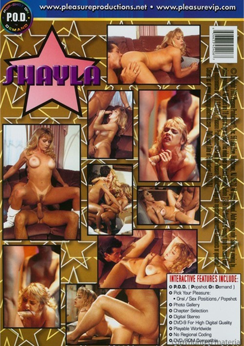 Superstars of Porn: Shayla