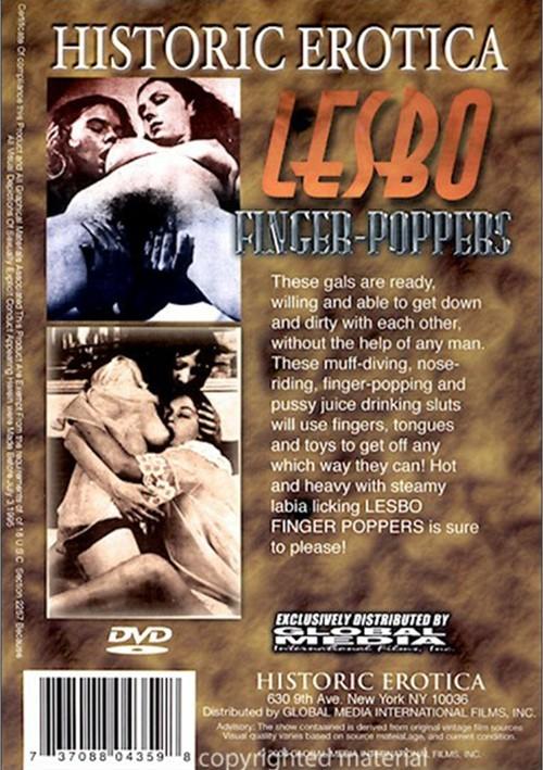 Lesbo Finger-Poppers