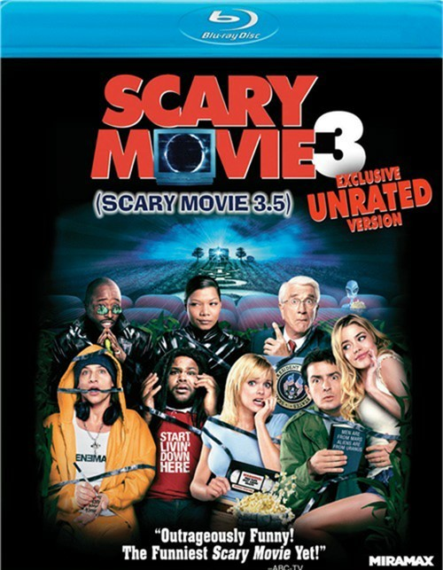 scary movie 2 amp scary movie 3 unrated september 20