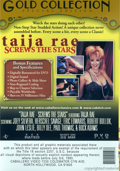 Taija Rae Screws The Stars