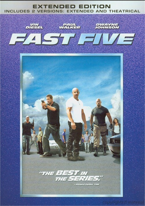 2011最新《速度与激情5/狂野时速5》DVD中英双字迅雷下载