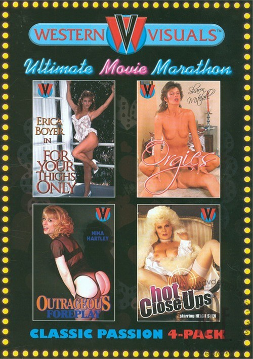 Ultimate Movie Marathon: Classic Passion 4-Pack