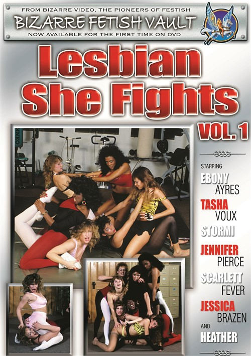 Lesbian She Fights Vol. 1