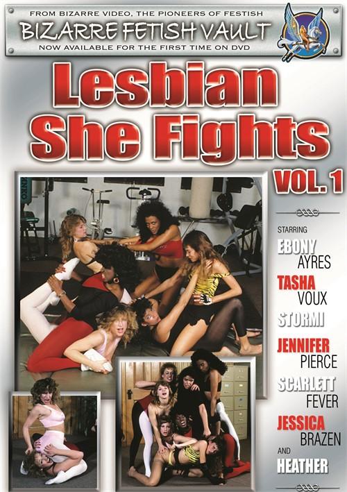 Lesbian She Fights Vol. 1