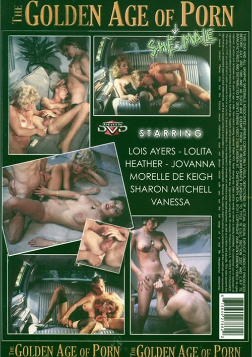 Golden Age of She-Male Porn Vol. 2, The