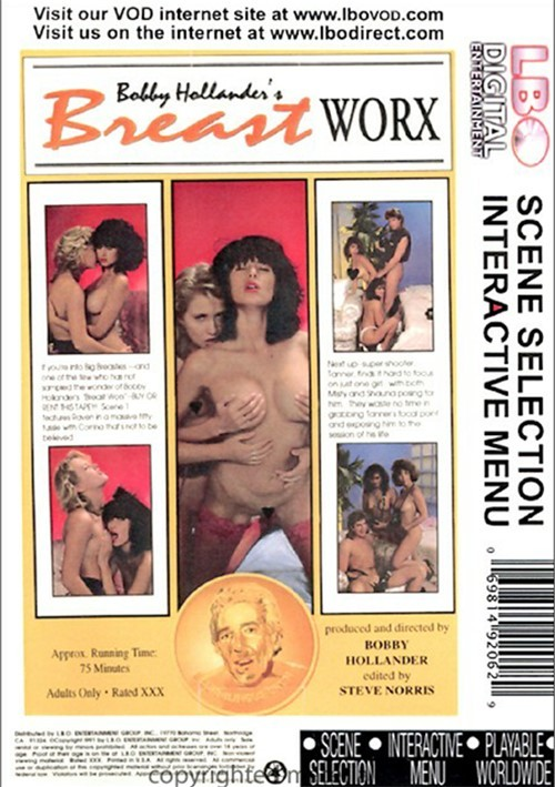 Bobby Hollander's Breast Worx Vol. 16