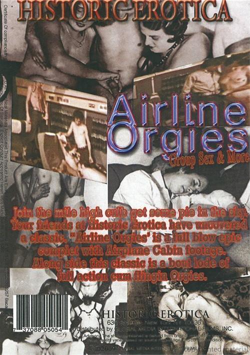 Airline Orgies
