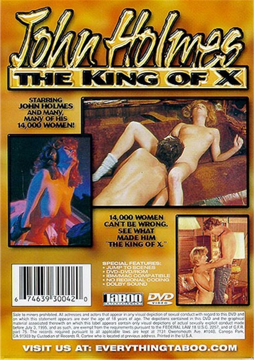John Holmes: The King Of X