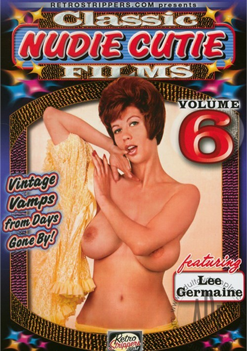 Classic Nudie Cutie Films Vol. 6