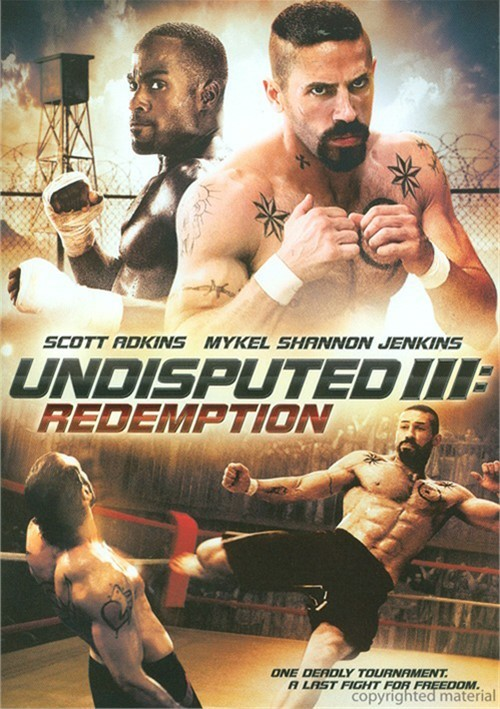 Undisputed 3 Redemption DVDRiP