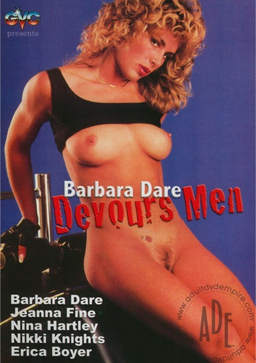 Barbara Dare Devours Men