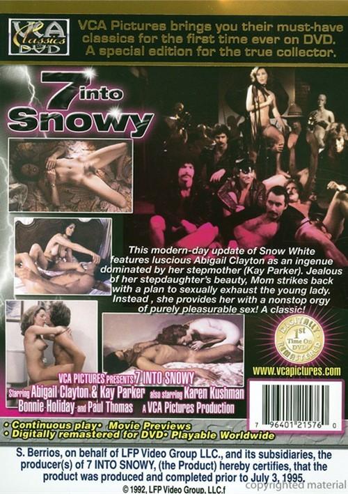 7 Into Snowy