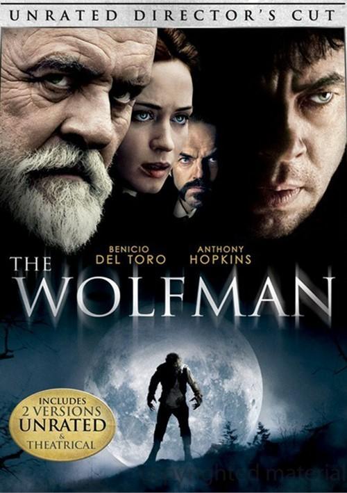2010最新恐怖大片《狼人/狼嚎再起》DVD中英双字
