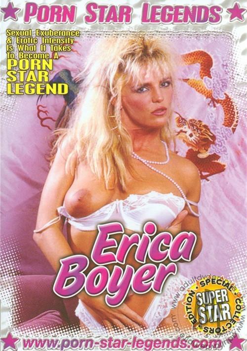 Porn Star Legends: Erica Boyer