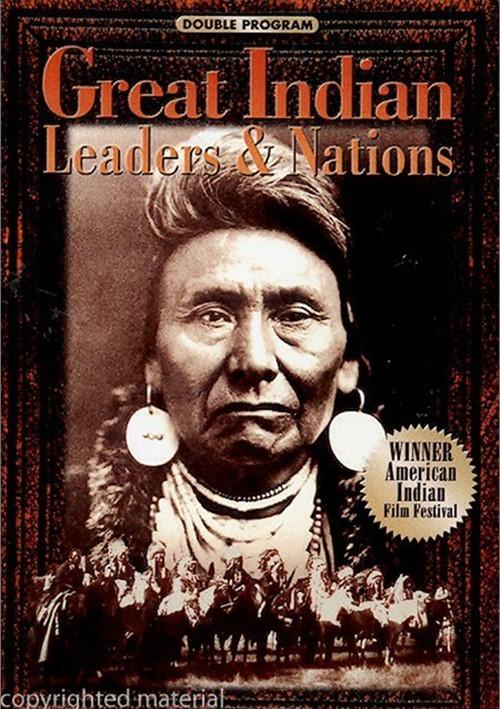 Великие индейские лидеры и нации / Great Indian Leaders & Nations (США, 2007) документальный   1262272h
