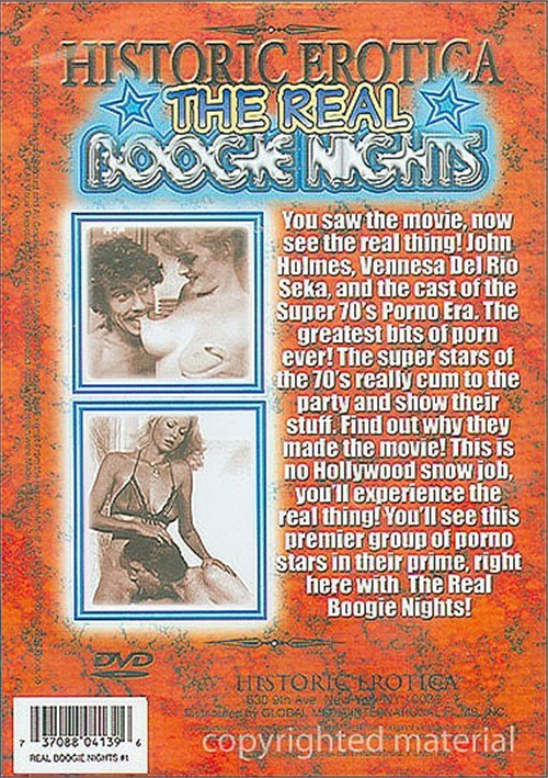 Real Boogie Nights, The