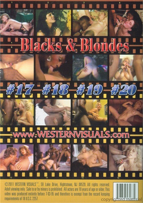 Blacks & Blondes Vol. 5 (4-Pack)