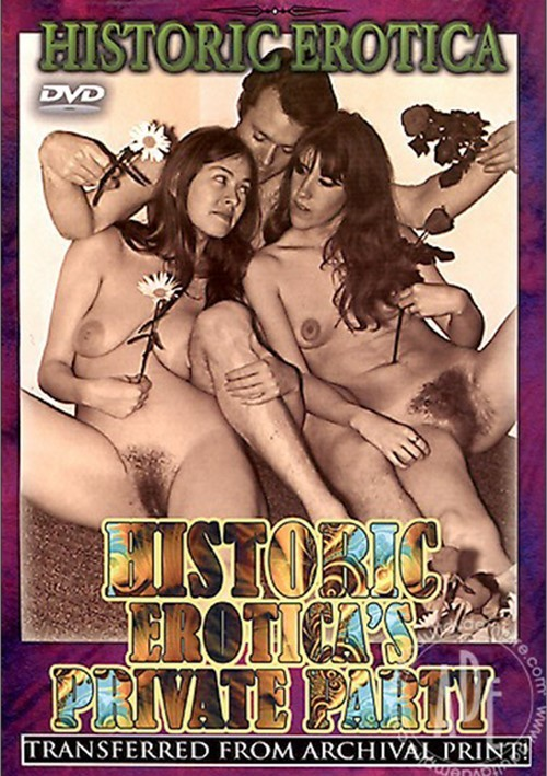 Historic Erotica's Private Party