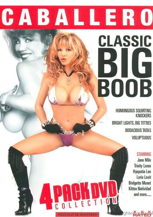 Classic Big Boob (4-pack)