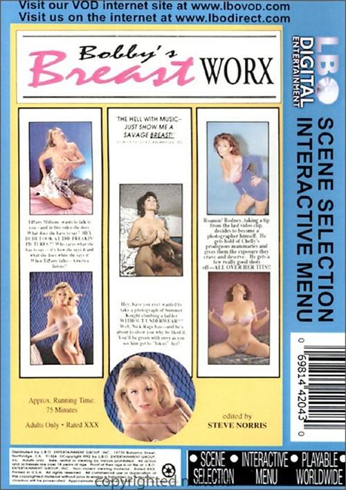 Bobby's Breast Worx Vol. 38