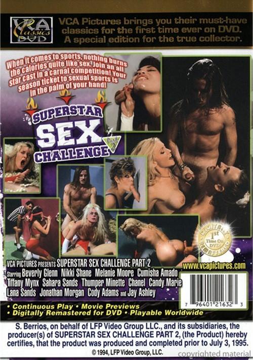 Superstar Sex Challenge: Part 2