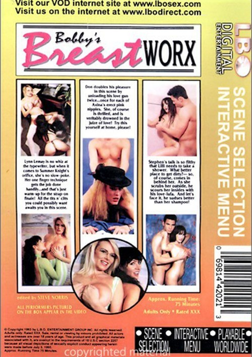 Bobby's Breast Worx Vol. 42