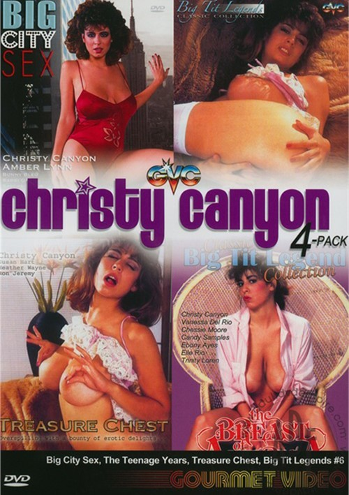 Christy Canyon (4 Pack) (GVC)
