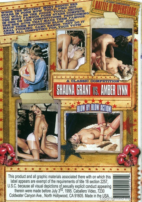 Shauna Grant vs. Amber Lynn