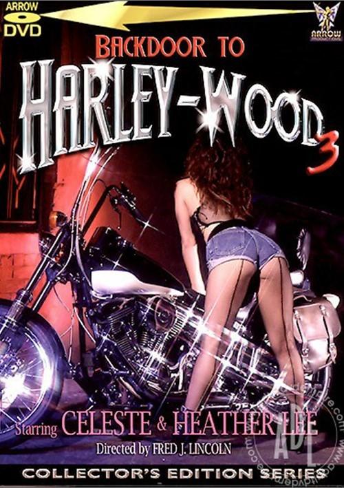 Backdoor To Harley-Wood #3
