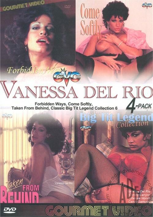 Vanessa Del Rio 4-Pack